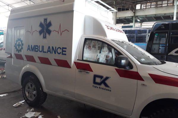 Ambulance 2-3